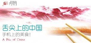 舌尖上的中国 手机上的美食