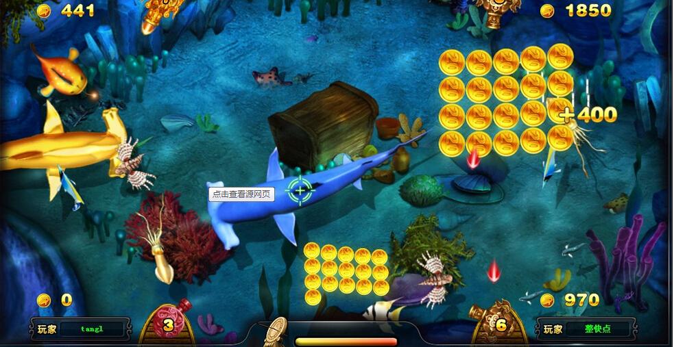 手机捕鱼游戏排行榜