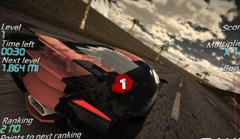 手机3D赛车游戏排行榜