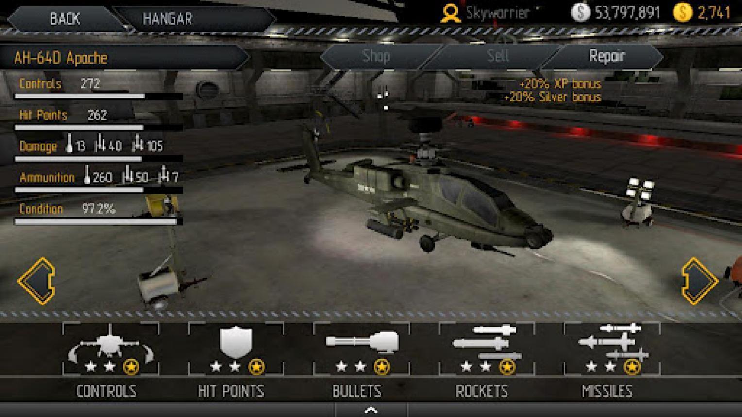 手机直升机游戏排行榜