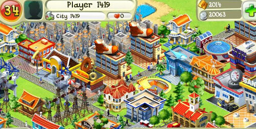 安卓手机城市建造游戏下载