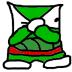 忍者甲壳虫 V