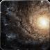 旋转银河系动态壁纸【木蚂蚁汉化】
