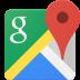 谷歌地圖 Google maps