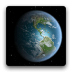 3D高清地球旋转动态壁纸 Earth HD Deluxe Edition