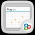 GO桌面日历小部件 Calendar GOWidget V4.1