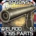 3D枪械解析2无限金币版 Gun Disassembly 2 3D