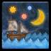 绘画风格动态壁纸汉化版 Marine Miracle Wallpaper V1.4.1