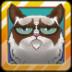 愤怒的猫 Angry Cat Jump-icon