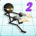 火柴人枪战2无限金币版 Gun Fu: Stickman 2