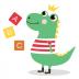 恐龙快乐英语-icon