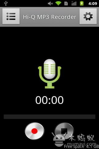 Hi-Q MP3录音机 Hi-Q MP3 Recorder V1.19.3
