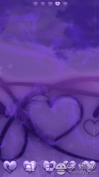 GO主题-紫色浪漫 V1.4