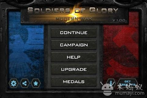 士兵荣耀:现代战争 Soldiers of Glory: Modern War V
