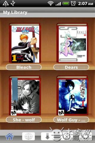 漫画阅读器 Manga Watcher V0.6.16-BETA2