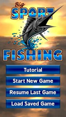 钓大鱼精简版 big sport fishing 3D V1.69