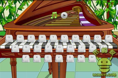钢琴键盘示意图1234567-钢琴指法手型图/钢琴上的键认