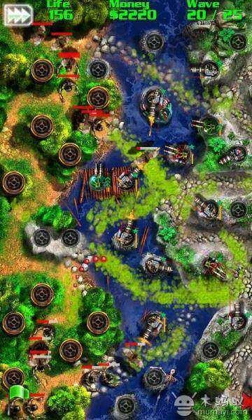 喪尸圍城高清版 GRave Defense HD V1.15.2