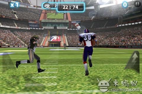 安卓 游戏/美式橄榄球2:复仇Backbreaker 2 Vengeance V1.2.4