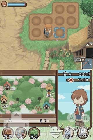 求电脑版gba牧场物语玩法镇矿石版游戏网盘!谢托班汉化骑马女孩图片