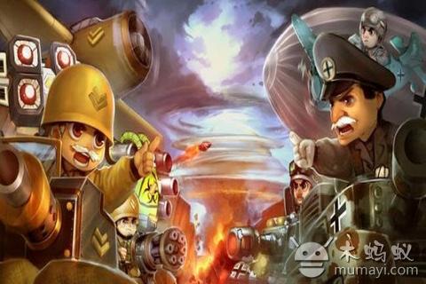 小小指挥官之二战风云 Little Commander V1.8.9