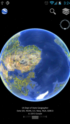谷歌地球 Google Earth V9.0.4.2