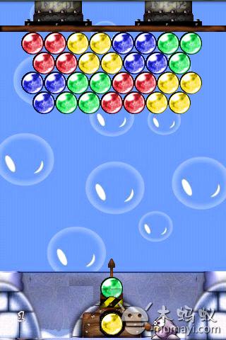 3366小游戏彩色泡泡_泡泡龙可爱泡泡龙小游戏 彩色泡泡龙
