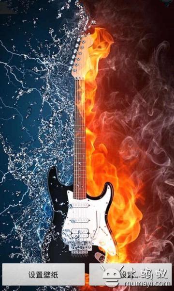 吉他炫酷主题锁屏app1.0.2_android手机版下载_宝气