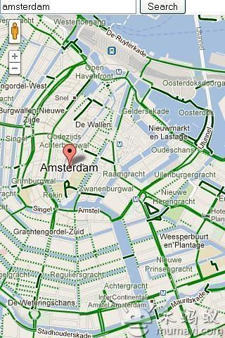 路线平面设计图