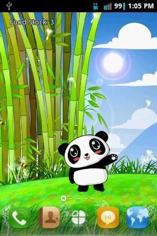 熊猫动态壁纸下载_熊猫动态壁纸手机版下载