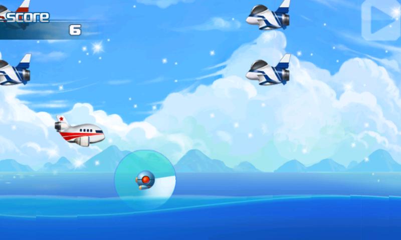 FLY SOS是横板躲避类益智游戏,游戏中需要躲避逆向飞行的飞机和雷达,通过点击来向上飞行,松手后飞机呈现自由落体下降,操作类似FLAPPY BIRD,玩家在游戏中争取更高的得分来进行努力。 飞机去哪儿手机版截图