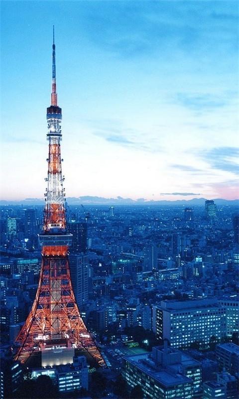 唯美创意巴黎铁塔高清壁纸 v3.0