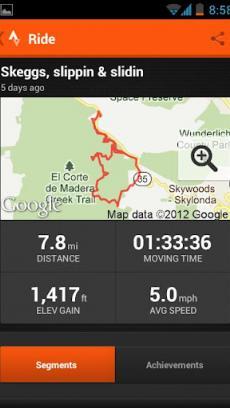 自行车路线跟踪 Strava Cycling V9.0.0