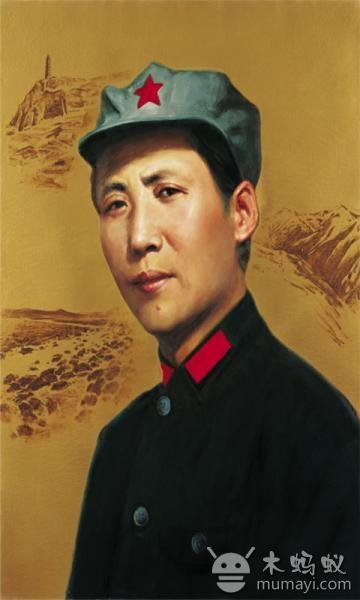 毛主席毛泽东动态壁纸