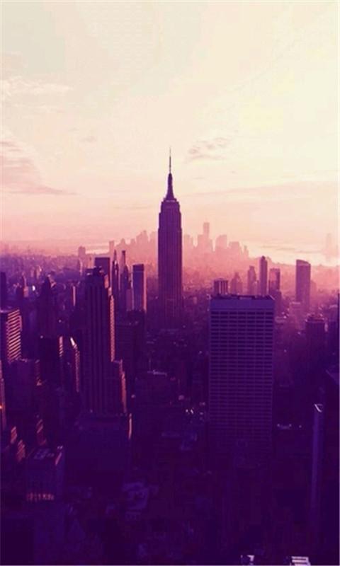 唯美的城市风景动态壁纸 v1.0