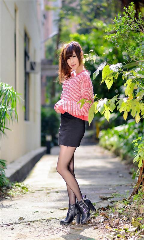 可爱小萝莉黑丝美腿动态壁纸 v1.0