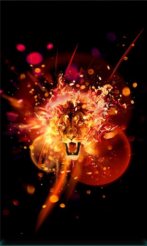霸气狮子座-动态壁纸 v1.0