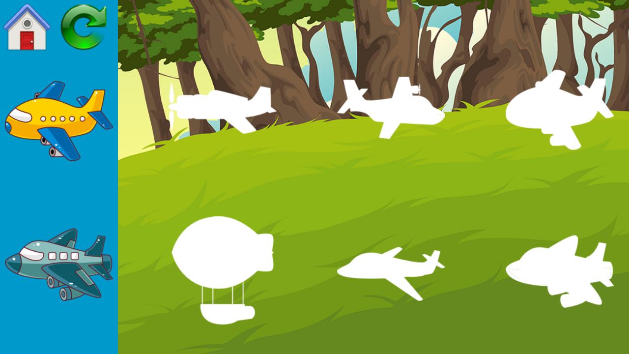 《宝宝拼图》是一款适合于开发婴幼儿图形认知的软件。 《宝宝拼图》拥有8个图形版块分别是飞行器版块,水果版块,游乐场版块,游乐园版块,房屋版块,数字版块,字母版块。《宝宝拼图》拥有48个图形,让宝宝一次玩个够,家长快来下载和宝宝一起玩吧!