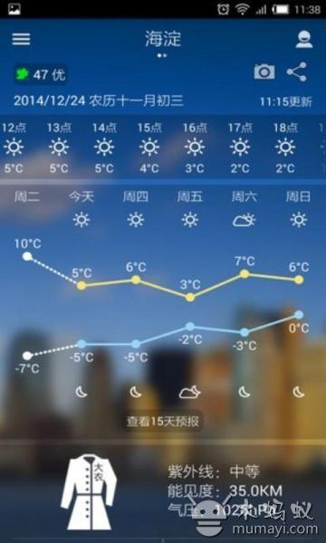 中国天气通 V7.6.5