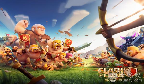 部落冲突 Clash of Clans V7.156.5