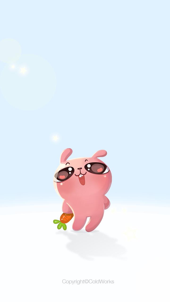 冷兔宝宝 小可爱