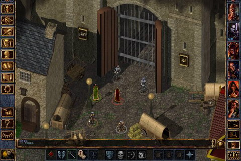 们2_博德之门2:增强版 免验证汉化版 baldur\'s gate 2: enhanced edition