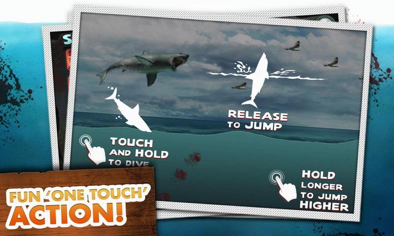 大白鲨™复仇你玩饥饿的人吃鲨鱼恐怖电影大片中的爱德岛的部分。只有这个时候,你是为报复!游泳,日光浴,海鸥,滑浪风帆,游艇和抛出回报! 特点: 四个世界,40级! 触摸动作!播放,随时随地! 大白色的愤怒!升级您的鲨鱼 - 更大的牙齿,更严厉的皮肤,多!最终升级和是MEGA鲨鱼! 最终喂养狂潮! 收集硬币和车牌! 复仇的大白鲨手机版截图