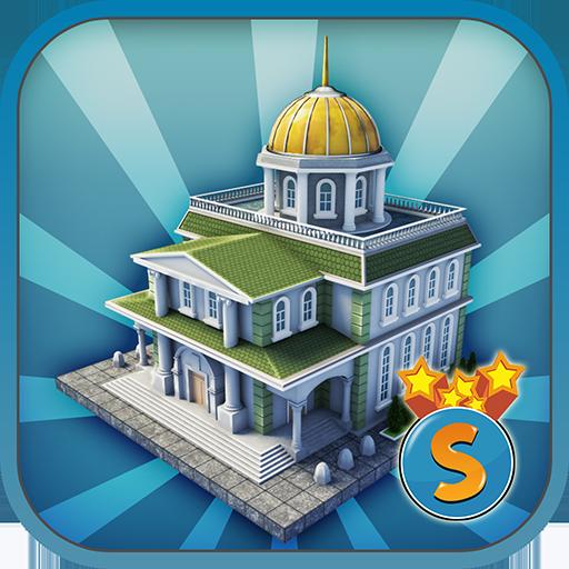 软件icon:  软件名称:   城市岛屿3:模拟城市 软件版本:  v51.2.5.