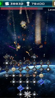 空间站塔防 Asteroid Tower Defense(HD) V2.1.0