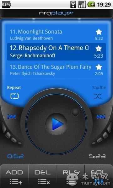 NRG音樂播放器 NRG Player Vv2.3.2