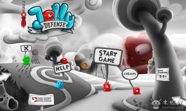 果冻防御 Jelly Defense V1.25