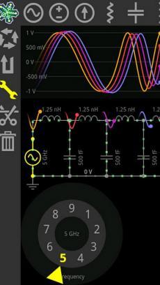 电子电路模拟器 everycircuit