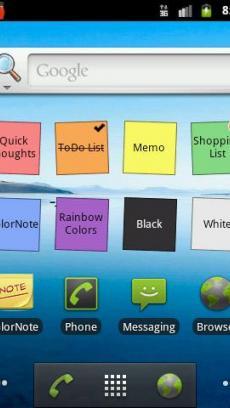 彩虹便签汉化版 ColorNote Notepad Notes V3.9.30