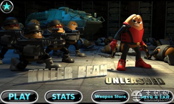 豆豆杀手 Killer Bean Unleashed V3.16